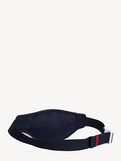 TOMMY SPORT Bright Bi-Colour Bumbag - BRIGHT WHITE - TOMMY SPORT Crossbody Bags - detail image 1