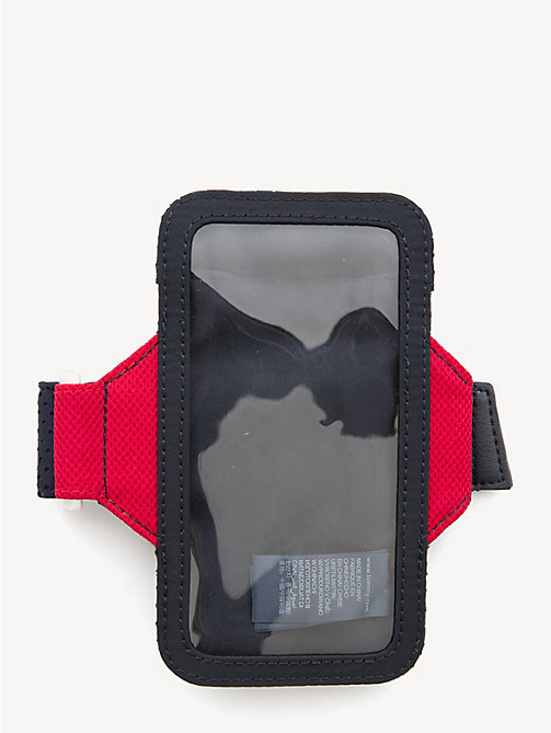 TOMMY SPORT Colour-blocked iPhone-hoes - CORPORATE - TOMMY SPORT Tassen & Accessoires - main image