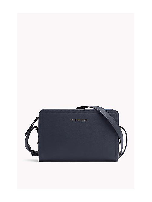 TOMMY HILFIGER Boxy Crossover Bag - TOMMY NAVY -  Women - main image