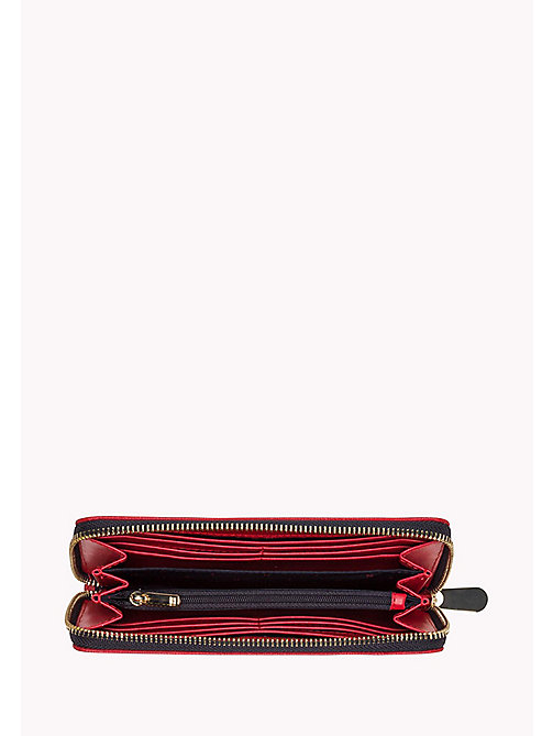 Large Zip-Around Wallet - TOMMY RED - TOMMY HILFIGER Bags & Accessories - detail image 1