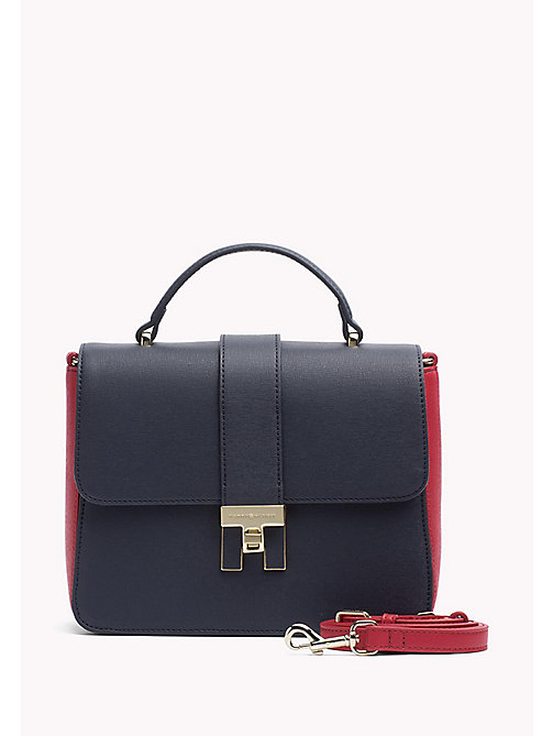 TOMMY HILFIGER Satchel - TOMMY NAVY / TOMMY RED -  Women - main image