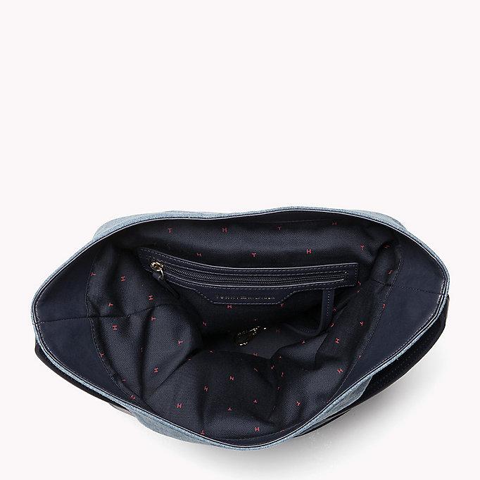 Denim Hobo Bag | Tommy Hilfiger | Official Website