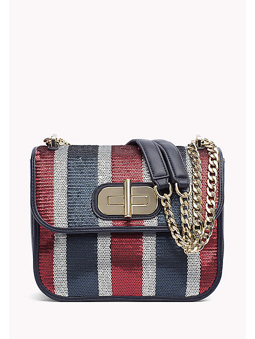 TOMMY HILFIGER Sequin Crossover Bag - CORPORATE - TOMMY HILFIGER Women - main image
