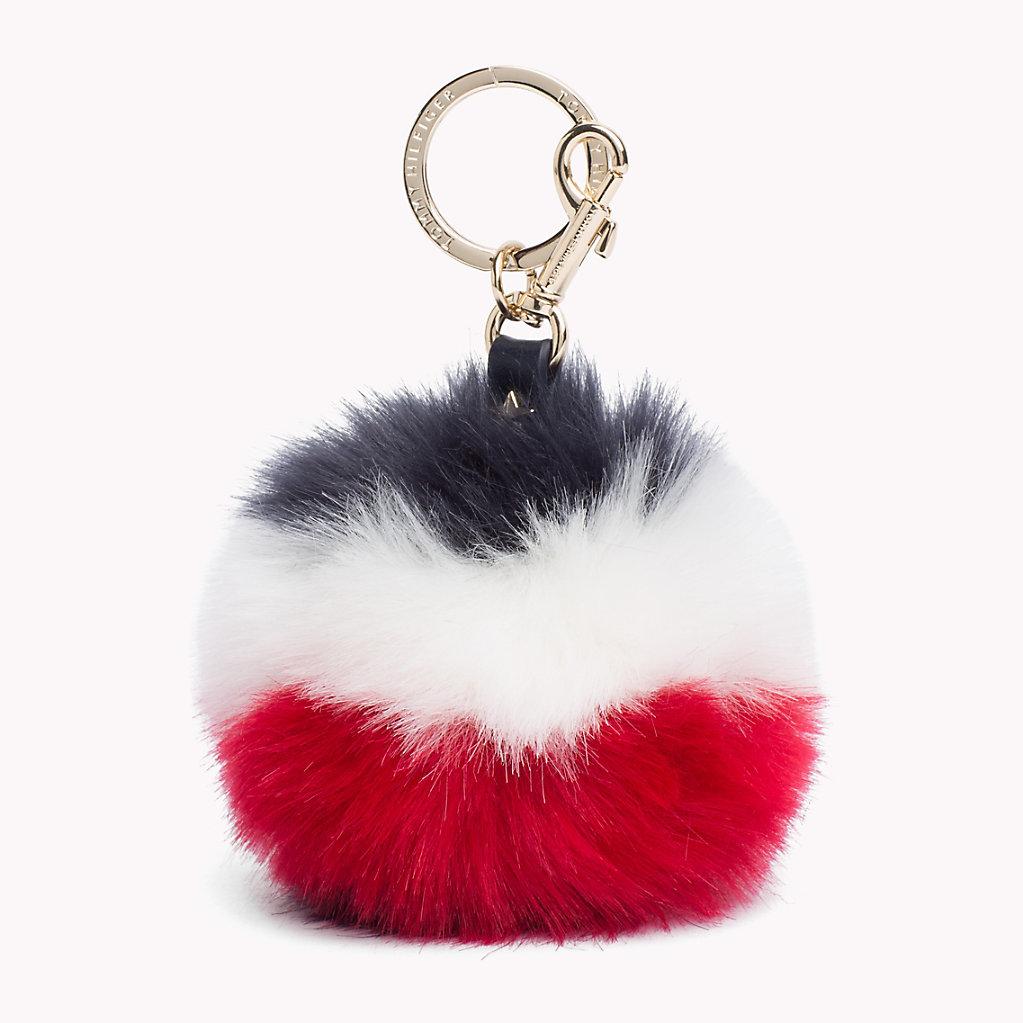 Furball Keyfob - Sales Up to -50% Tommy Hilfiger 6s874Aoh