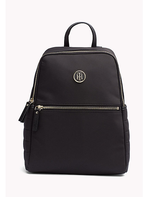 Backpack - BLACK - TOMMY HILFIGER Bags & Accessories - main image