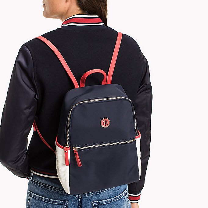 TOMMY HILFIGER Backpack - BLACK - TOMMY HILFIGER Bags & Accessories - detail image 3