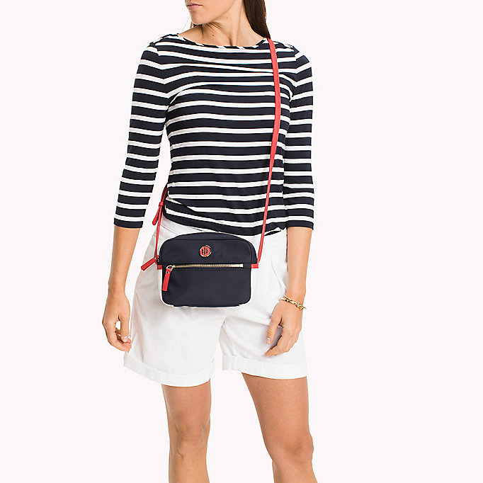 TOMMY HILFIGER Crossover Bag - BLACK - TOMMY HILFIGER Bags & Accessories - detail image 3