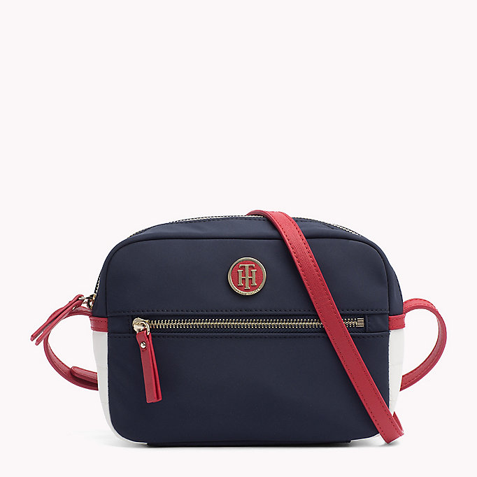 TOMMY HILFIGER Crossover Bag - BLACK - TOMMY HILFIGER Bags & Accessories - main image