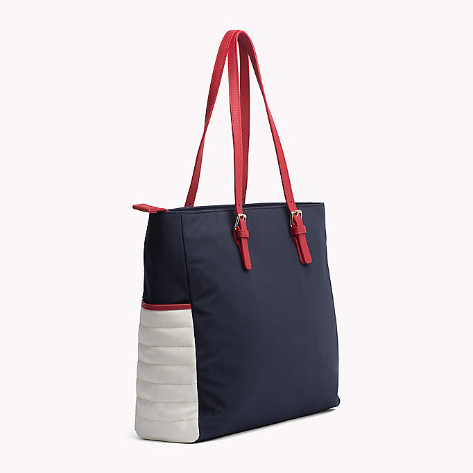 TOMMY HILFIGER Tote Bag - BLACK - TOMMY HILFIGER Bags & Accessories - detail image 1