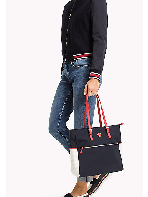 TOMMY HILFIGER Tote Bag - CORP CB - TOMMY HILFIGER Bags - detail image 1