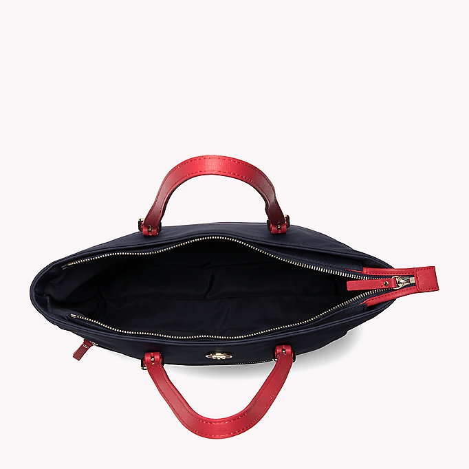 TOMMY HILFIGER Tote Bag - BLACK - TOMMY HILFIGER Bags & Accessories - detail image 2