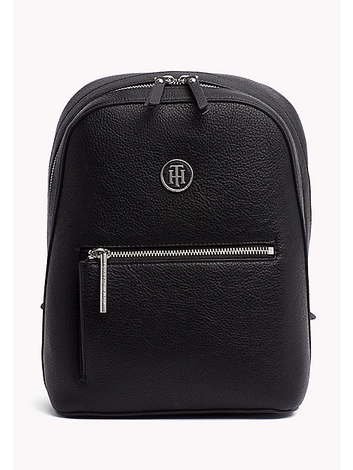 TOMMY HILFIGER Mini Backpack - BLACK - TOMMY HILFIGER Backpacks - main image