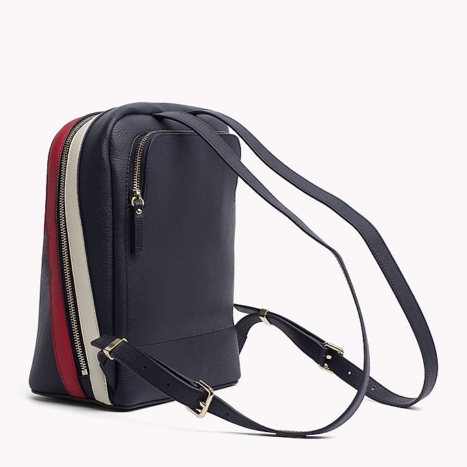 TOMMY HILFIGER Mini Backpack - BLACK - TOMMY HILFIGER Women - detail image 1