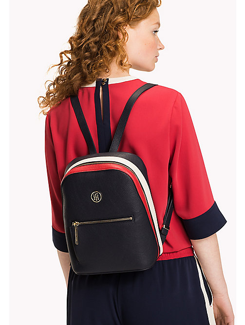 TOMMY HILFIGER Mini Backpack - CORP CB - TOMMY HILFIGER Bags & Accessories - detail image 1