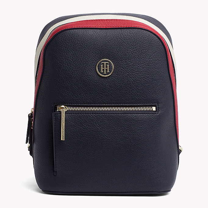TOMMY HILFIGER Mini Backpack - BLACK - TOMMY HILFIGER Women - main image