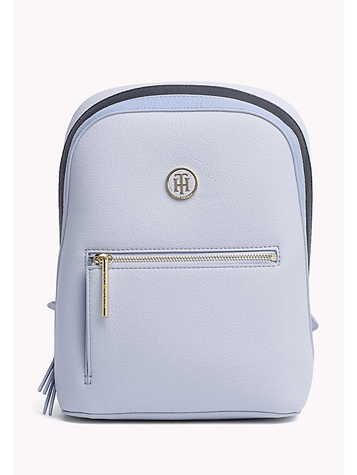 TOMMY HILFIGER Mini Backpack - HEATHER MIX - TOMMY HILFIGER Backpacks - main image