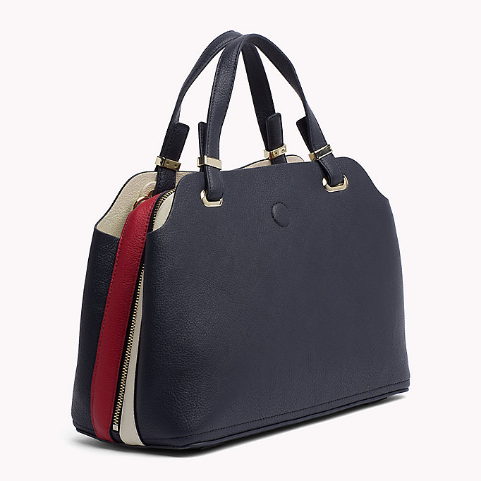 TOMMY HILFIGER Satchel - BLACK - TOMMY HILFIGER Women - detail image 1