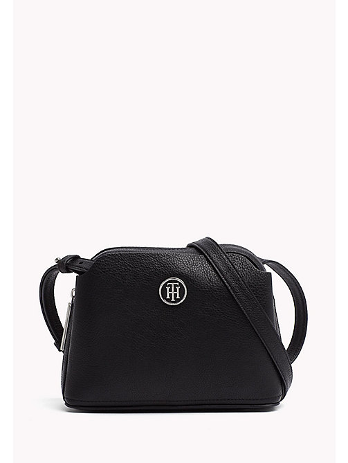 Crossover Bag - BLACK - TOMMY HILFIGER Bags & Accessories - main image