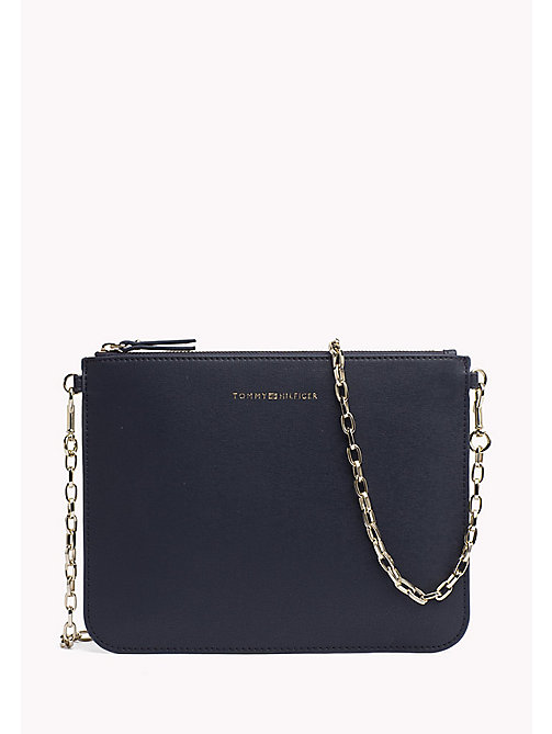 TOMMY HILFIGER Mix 'n' Match Saffiano Crossover Bag - TOMMY NAVY -  Occasion wear - main image