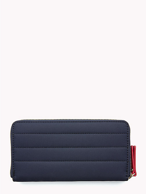 TOMMY HILFIGER Large Zip-Around Wallet - CORP CB - TOMMY HILFIGER Women - detail image 1