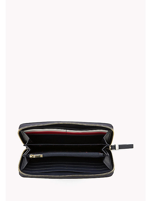 TOMMY HILFIGER Large Zip-Around Wallet - TOMMY NAVY - TOMMY HILFIGER Wallets & Keyrings - detail image 1