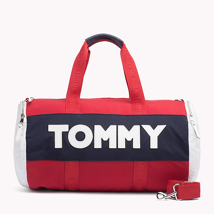 TOMMY HILFIGER Tommy Duffle Bag - TOMMY NAVY - TOMMY HILFIGER Women - main image