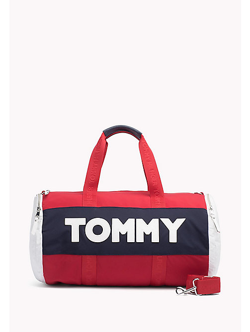 TOMMY HILFIGER Tommy Duffle Bag - CORPORATE CB - TOMMY HILFIGER Bags & Accessories - main image