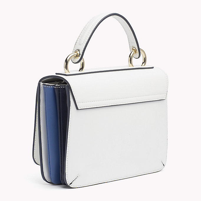 TOMMY HILFIGER Flap Cross Body Bag - TOMMY NAVY - TOMMY HILFIGER Bags & Accessories - detail image 1
