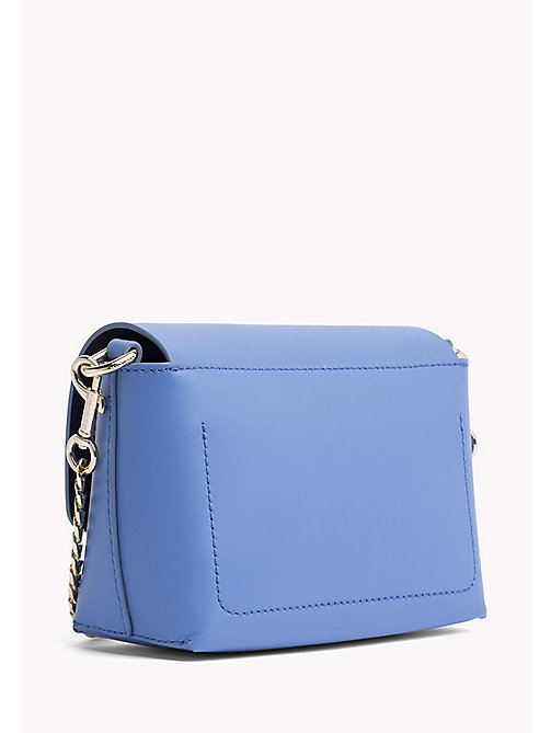 TOMMY HILFIGER Leather Cross Body Bag - REGATTA/ TOMMY NAVY -  Occasion wear - detail image 1