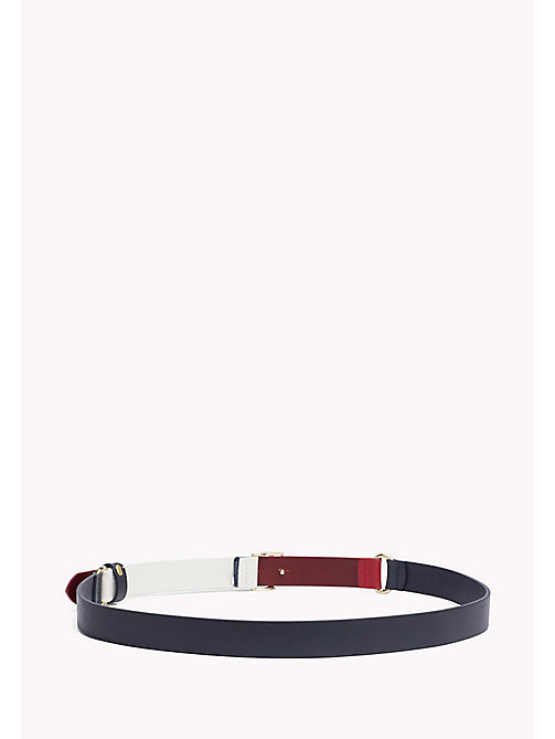 Leather Belt - CORPORATE CLRS - TOMMY HILFIGER Bags & Accessories - detail image 1