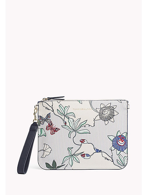 TOMMY HILFIGER Florale Mix 'n' Match Clutch - ITHACA FLORAL - TOMMY HILFIGER Taschen - main image