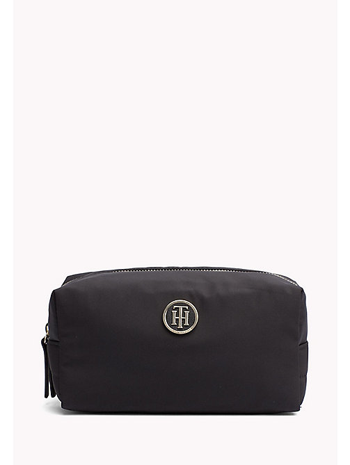 TOMMY HILFIGER Washbag - BLACK - TOMMY HILFIGER Make Up Bags - main image