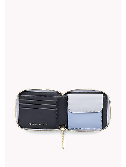TOMMY HILFIGER Small Zip-Around Wallet - HEATHER MIX - TOMMY HILFIGER Wallets & Keyrings - detail image 1