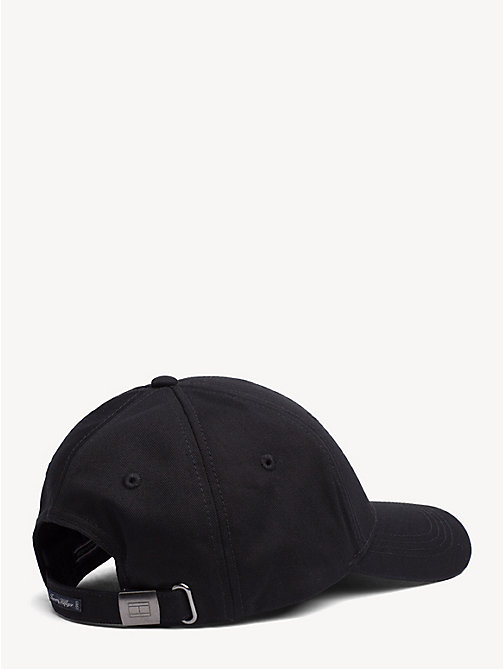 TOMMY HILFIGER CLASSIC BB CAP - BLACK - TOMMY HILFIGER Hüte - main image 1