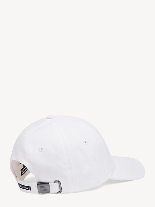 TOMMY HILFIGER CLASSIC BB CAP - BRIGHT WHITE - TOMMY HILFIGER Hüte - main image 1