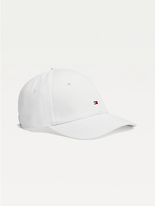 TOMMY HILFIGER CLASSIC BB CAP - BRIGHT WHITE - TOMMY HILFIGER Hüte - main image