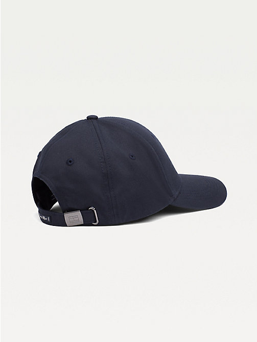 TOMMY HILFIGER Classic Logo Baseball Cap - TOMMY NAVY - TOMMY HILFIGER Caps & Beanies - detail image 1