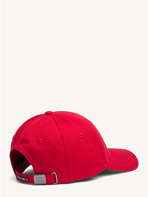 TOMMY HILFIGER CLASSIC BB CAP - TOMMY RED - TOMMY HILFIGER Mutsen - detail image 1