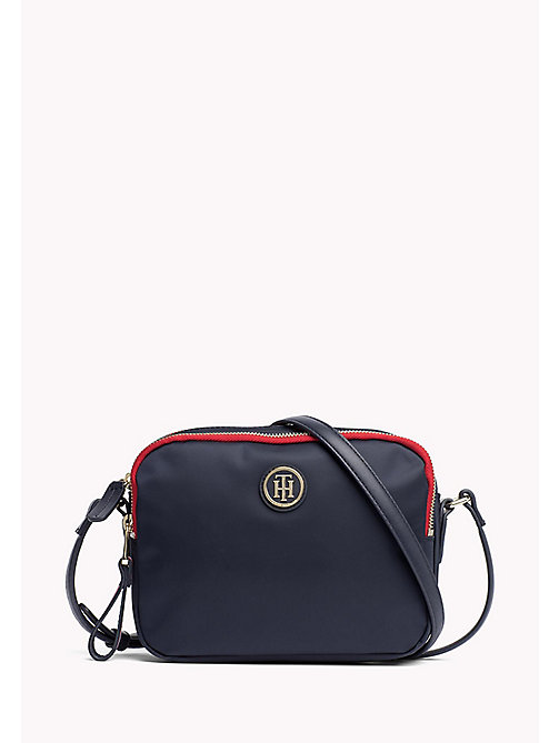 TOMMY HILFIGER Small Crossover Bag - TOMMY NAVY - TOMMY HILFIGER Crossbody Bags - main image