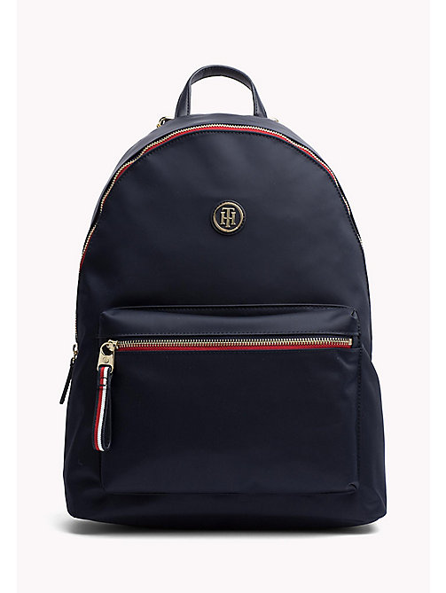 TOMMY HILFIGER Poppy Backpack - TOMMY NAVY - TOMMY HILFIGER Backpacks - main image