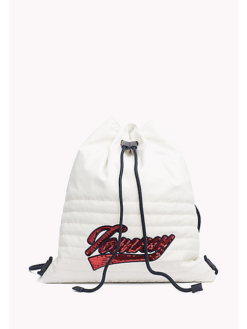 TOMMY HILFIGER Drawstring Backpack - TOMMY PATCH - TOMMY HILFIGER Bags & Accessories - main image