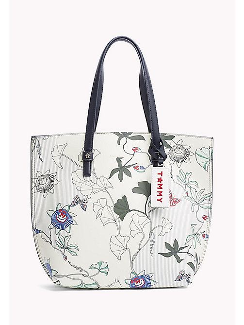 TOMMY HILFIGER Grand sac tote floral - ITHACA FLORAL - TOMMY HILFIGER Sacs - image principale