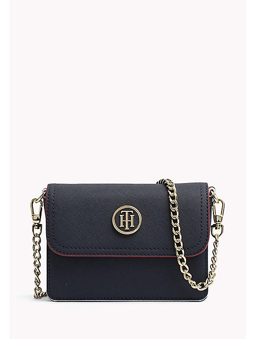 Mini Crossbody Bag - TOMMY NAVY / EDGE PAINT -  Tassen & Accessoires - main image