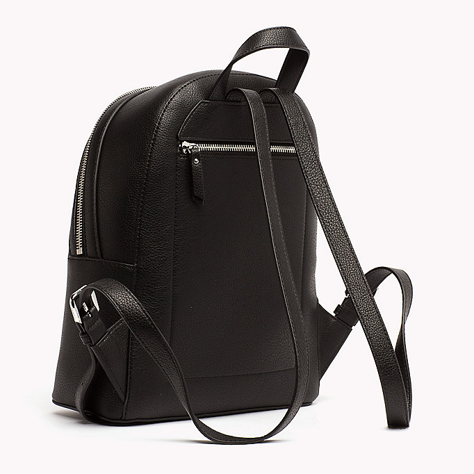 TOMMY HILFIGER Mini Backpack with Contrast Detailing - TOMMY NAVY - TOMMY HILFIGER Women - detail image 1