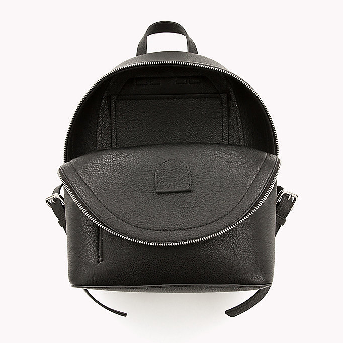 TOMMY HILFIGER Mini Backpack with Contrast Detailing - TOMMY NAVY - TOMMY HILFIGER Women - detail image 2