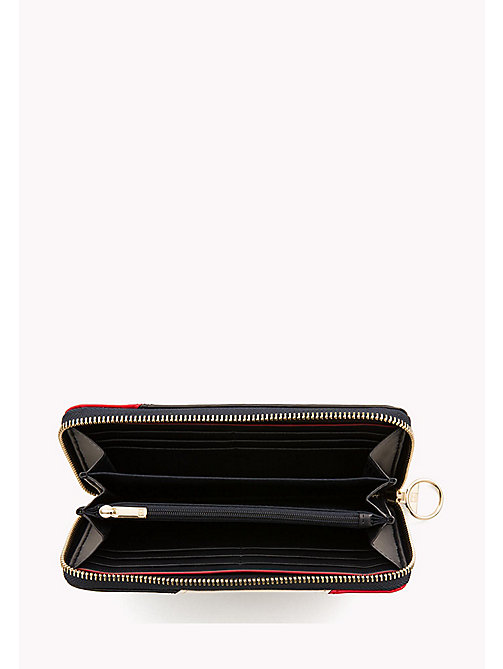 TOMMY HILFIGER Mascot Leather Wallet - CORPORATE - TOMMY HILFIGER Women - detail image 1
