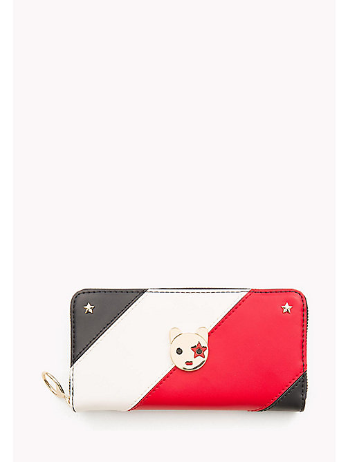 TOMMY HILFIGER Mascot Leather Wallet - CORPORATE - TOMMY HILFIGER Women - main image