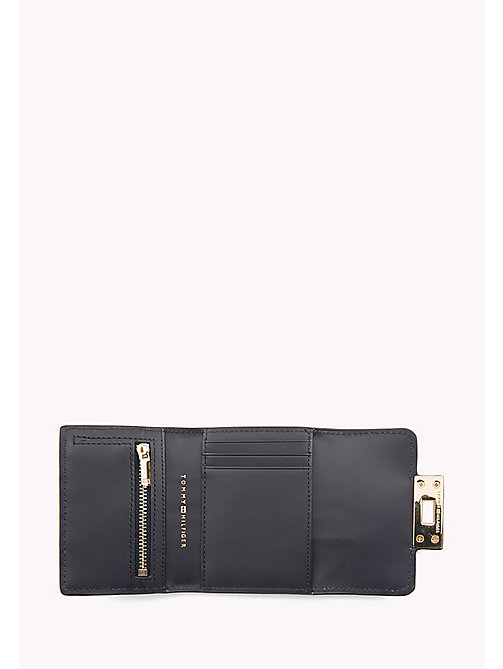 TOMMY HILFIGER Leather Flap Wallet - CORPORATE - TOMMY HILFIGER Women - detail image 1