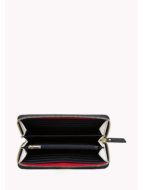TOMMY HILFIGER Zip-Around Stripe Wallet - CORPORATE - TOMMY HILFIGER Purses - detail image 1