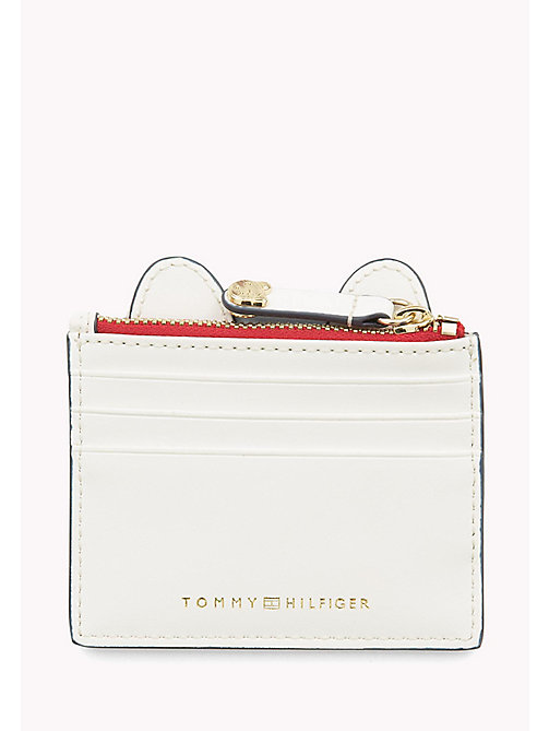 TOMMY HILFIGER Novelty Mascot Coin Purse - BRIGHT WHITE - TOMMY HILFIGER Purses - detail image 1